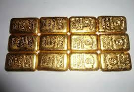 শাহ আমানত বিমানবন্দর থেকে সোনার ১৩টি বার উদ্ধার